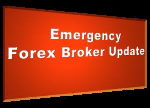 Emergency Forex Broker Review Update